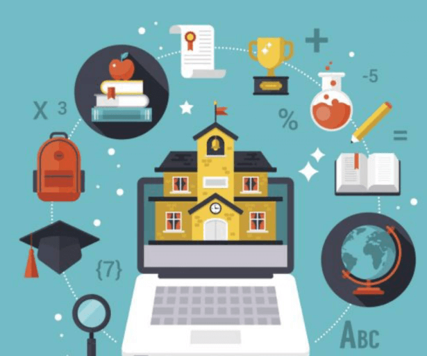 web app giáo dục