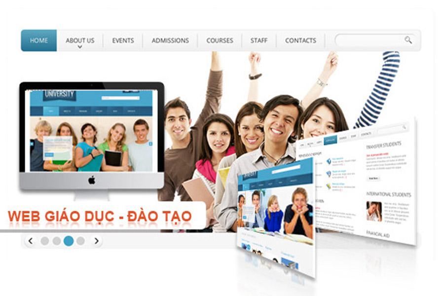 trang web giáo dục