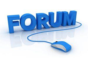Kênh liên lạc forum