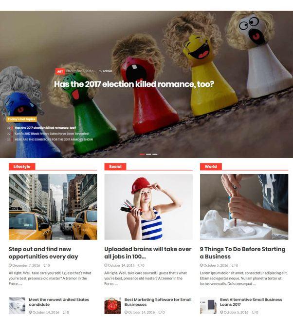 Newsmag pro