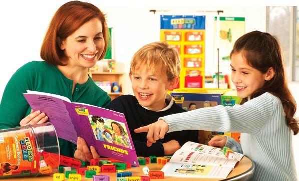 Chuẩn bị kiến thức cho trẻ