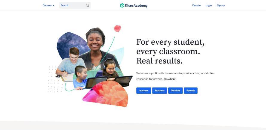 học lập trình web trức tuyến miễn phí khan academy
