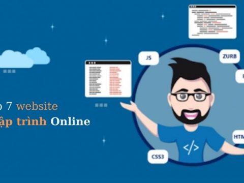 Top 7 trang web kiến thức tự học lập trình web online tốt nhất